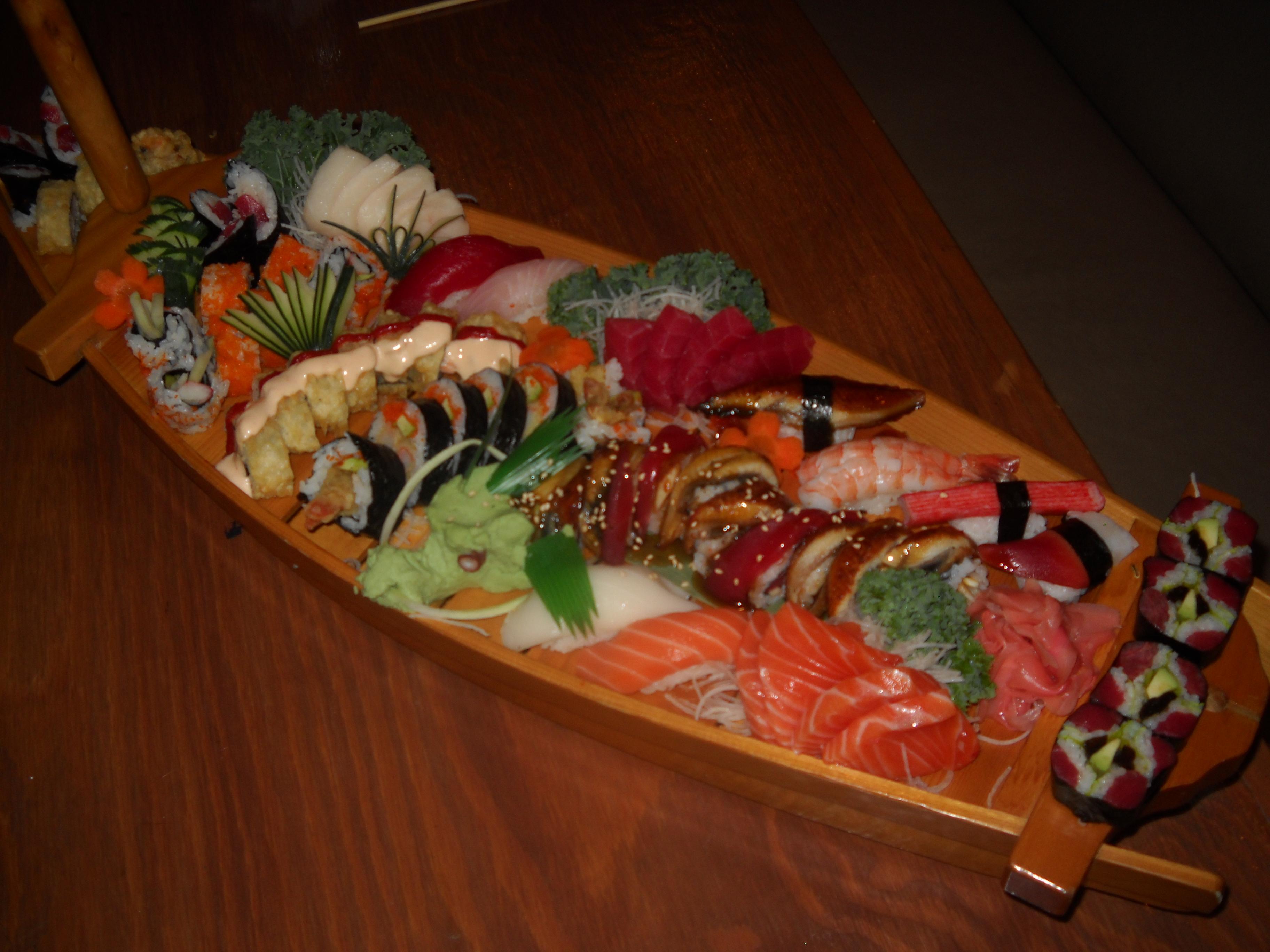 Sushi boat sushi boat jpg